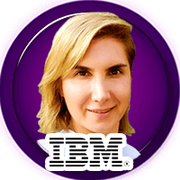 مهندس مونا حاتمی دانشمند داده در IBM مهمان فیلاگر ایونت